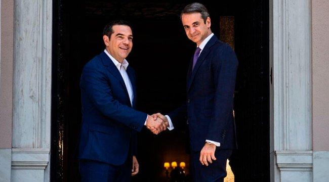 Yunanistan'da yeni kabine açıklanıyor