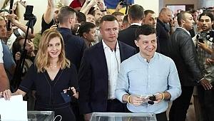 Ukrayna'daki erken genel seçim