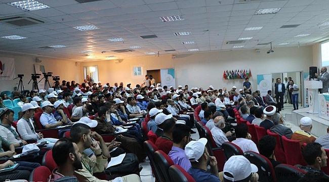 Uluslararası Üniversite Gençliği Bilim ve Kültür Buluşması başladı