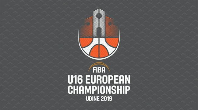 16 Yaş Altı Erkekler Avrupa Basketbol Şampiyonası başlıyor!