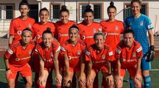 Beşiktaş Kadın Futbol Takımı, Şampiyonlar Ligi'ne beraberlikle başladı!