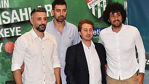 Bursaspor Basketbol'da Serkan Erdoğan ve Tutku Açık dönemi!
