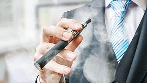 E-sigara alarm veriyor