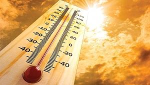 En sıcak temmuz