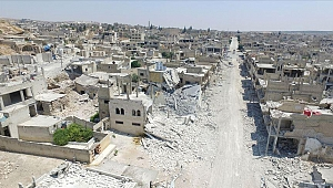 Esad, Rusya'nın desteğiyle Han Şeyhun'u ele geçirdi