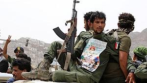 Husilerden Suudi Arabistan'daki bir askeri karargaha saldırı