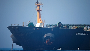 İngiltere'den Tanker krizi