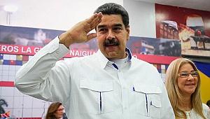 Maduro ABD ile görüştüklerini doğruladı