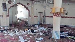 Pakistan'da camide patlama: Çok sayıda ölü var