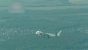 Rus İHA'sı Altius-U ilk uçuşunu gerçekleştirdi