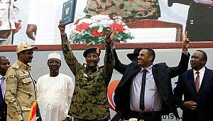 Sudan'da muhalefet konseyin 5 sivil üyesi belli oldu