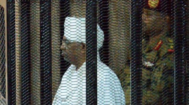 Sudan'ın devrik lideri Beşir 2. kez hakim karşısına çıktı