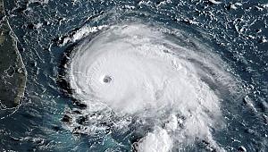 ABD'de acil durum... Dorian 'ölümcül seviye' olan kategori 5'e yükseldi