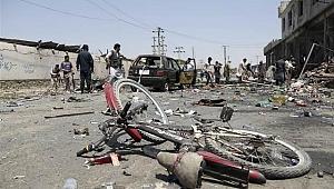 Afganistan'da hava saldırısı: 12 ölü