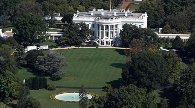 Beyaz Saray yakınlarında silahlı saldırı