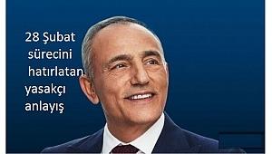 CHP'li Küçükçekmece Belediye Başkanından 28 Şubat sürecini hatırlatan Yasakçı anlayış sergiliyor