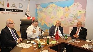 Emin Üstün, Faizsiz Ticaret ve yeni ortaklık sistemini anlattı.