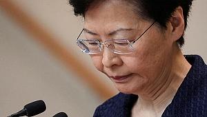 Hong Kong'ta suçluların Çin'e iadesi yasası geri çekilecek