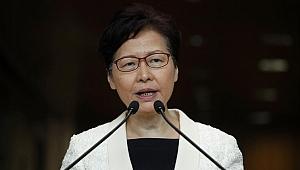 Hong Kong tartışmalı tasarıyı geri çekti