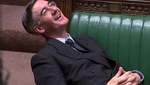 İngiltere parlamentosu karıştı: Dik otur