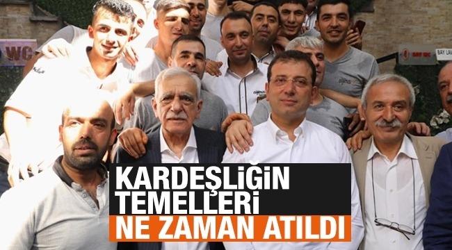 PKK-CHP kardeşliğinin temelleri ne zaman atıldı?