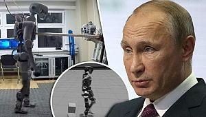 Rusların Robot Fedor'u bu gece dünyaya dönüyor