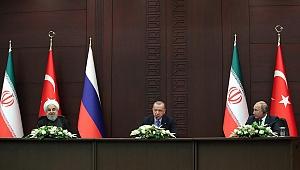 'Rusya, Türkiye ve İran Suriye'yi barışa yakınlaştırdı'