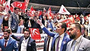 Yeniden Refah Partisi, Milli Görüş'ün 50. yılını İstanbul'da kutladı