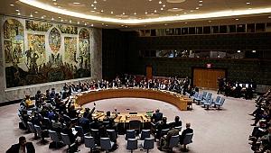 ABD ve Rusya, BMGK'nın Türkiye'yi kınamasına onay vermedi