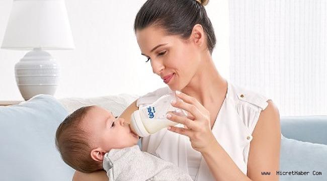 Bebekler için en önemli besin öğeleri anne sütünde