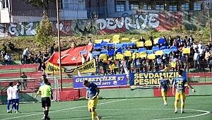 Büyükçekmece Belediyespor:1 İstanbul Sinopspor: 0