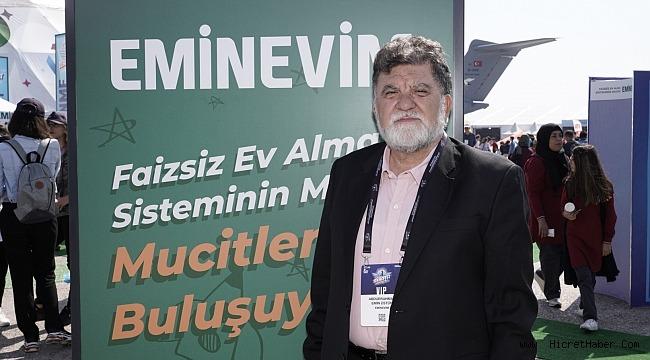 Eminevim, Türkiye'nin milli teknoloji hamlesine inovatif sistemiyle destek verdi.