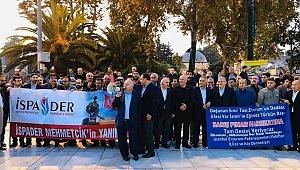Erzurum'lular Şehit ve Gaziler için EYÜPSULTAN'da sabah namazında DUA ettiler.