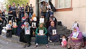 HDP önündeki eylemde 35'inci gün