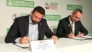 Herbalife Nutrition Türkiye,Kadınlar Basketbol Süper Ligi'nin İsim Sponsoru Oldu.
