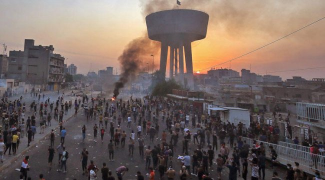 Irak'ta korkunç tablo: 50 ölü, 2000 yaralı