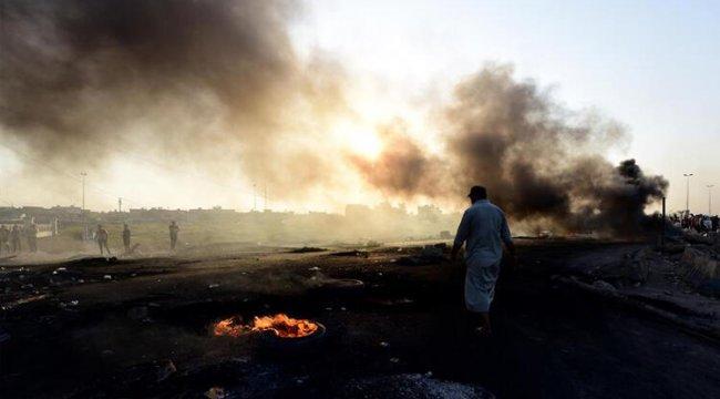 Irak'ta ölü sayısı 44'e yükseldi
