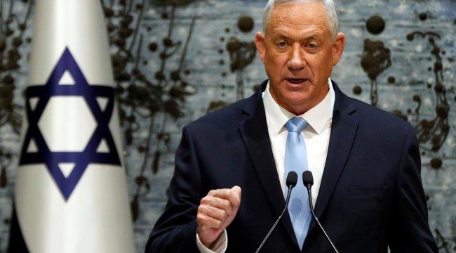 İsrail Cumhurbaşkanı, hükümeti kurma görevini Gantz'a verdi