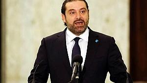 Lübnan Başbakanı Hariri'den çözüm arayışı