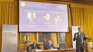 Nobel Fizik Ödülü öte gezegen keşiflerine