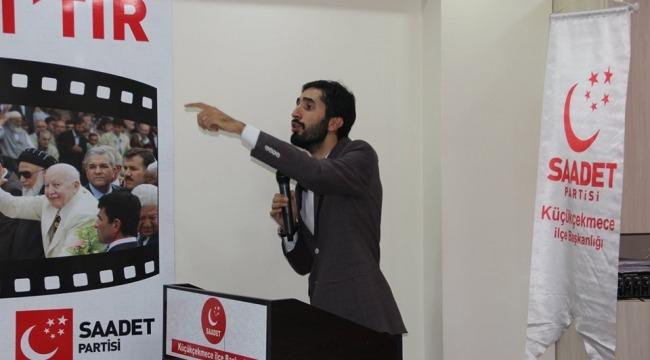 SP Konya Milletvekili Abdülkadir Karaduman iktidarı uyardı
