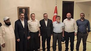 Türk İş Adamları Afrika İle Ticarette Etkin Olacak