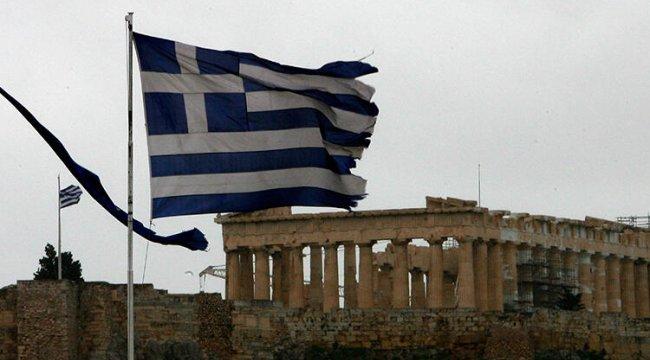 Yunanistan'ın nüfusu azalıyor