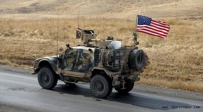 ABD ,Suriye'de 500 ila 600 Amerikan askeri kalacak
