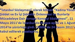 """""""Aile, Türk toplumunun temelidir ve eşler arasında eşitliğe dayanır"""""""