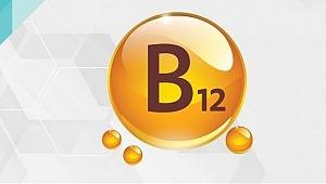 B12 Vitamini Nedir? B12 Eksikliği Belirtileri Nelerdir?
