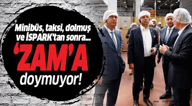 CHP'li İBB Başkanı Ekrem İmamoğlu İstanbul'da suya ZAM yaptı