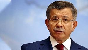Davutoğlu, kuracağı partinin yeni il binasını Küçükçekmece'de tuttu