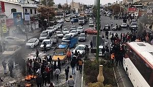 İran'daki göstericilere ABD'den destek