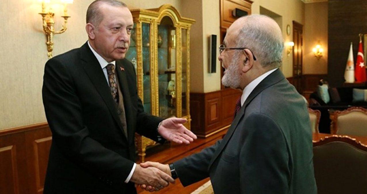 Karamollaoğlu'ndan KHK açıklaması! Erdoğan hazırlık içinde mi?